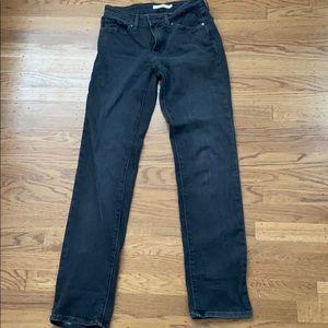 Levi's 712 slim. 27 waist. 30  inseam.